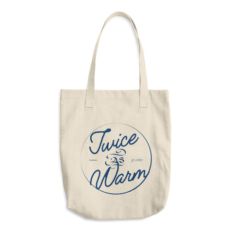 Twice As Warm Cotton Bag