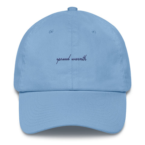 Carolina 'Spread Warmth' Cotton Cap