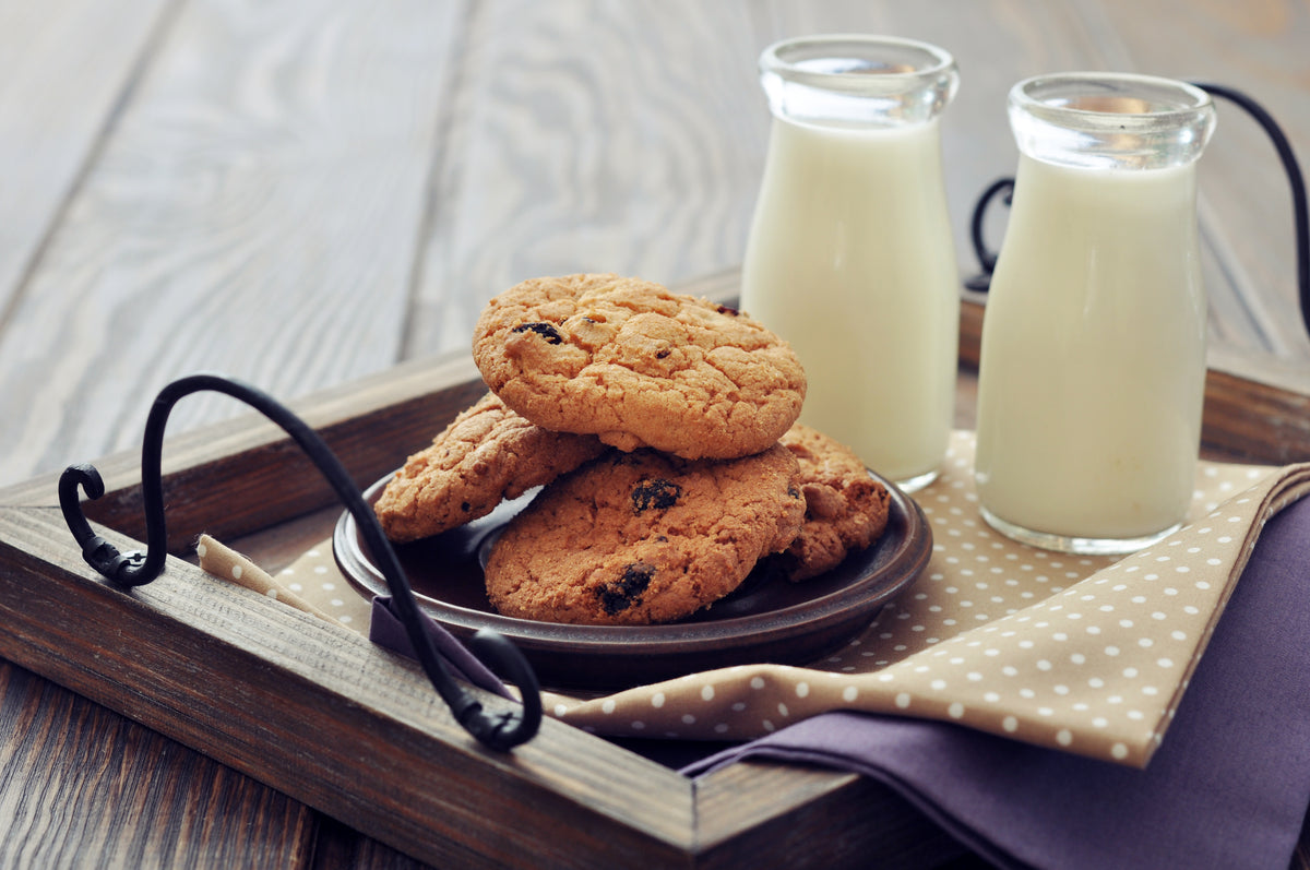 Soft and Chewy Chocolate Chip Cookies