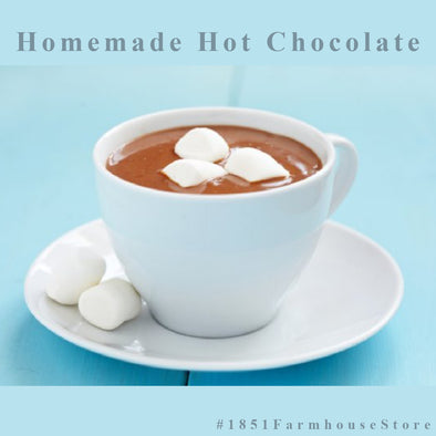 Bulk Homemade Hot Chocolate