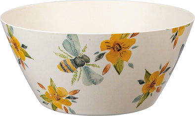 Sweet as can BEE  Serving bowl