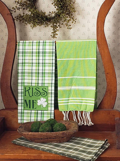 St. Patricks Day XL Kitchen Towels
