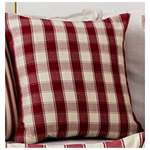 Plaid Pillow Cover