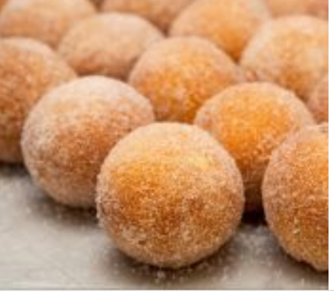Drop Doughnut Recipe