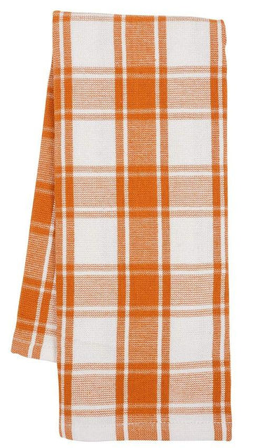 Fall Plaid Oversized kitchen towel