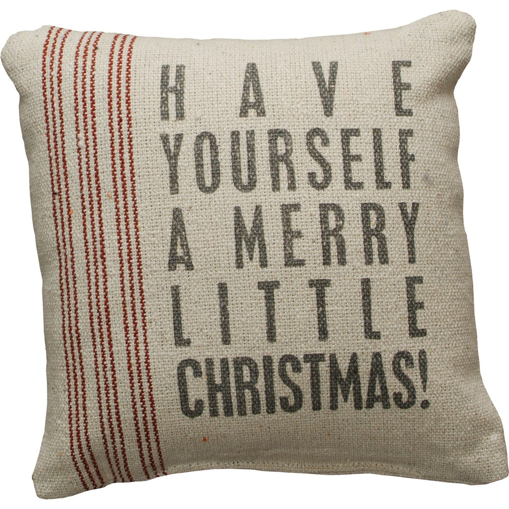 Have A Merry Little Christmas Pillow