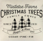 Buffalo Check Christmas | Mistletoe Farm