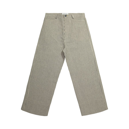 Denim Narrow Leg Trouser