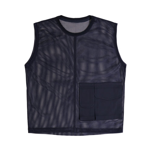 Mesh Sleeveless Top - GLETNYC.com