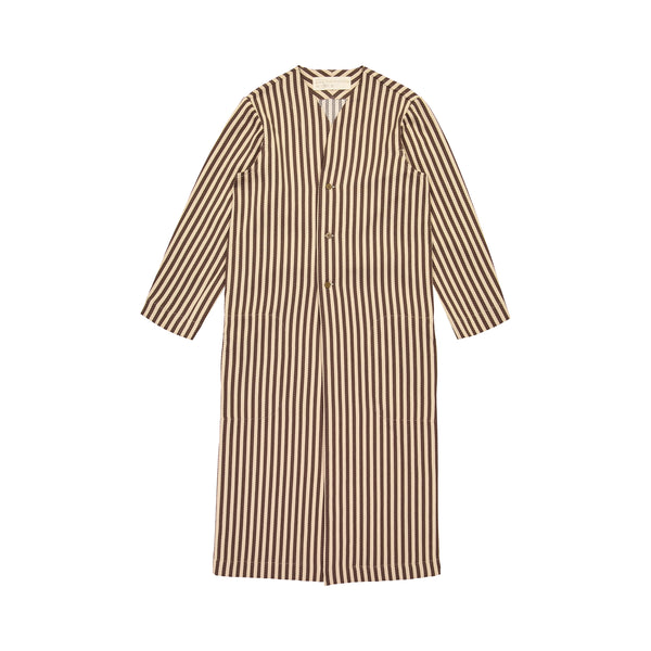 Stripes Duster Jacket - GLETNYC.com