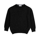REA Lambswool Slouch Jumper with Side Split - GLETNYC.com