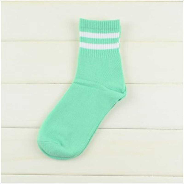 Short Ankle Socks - GLETNYC.com
