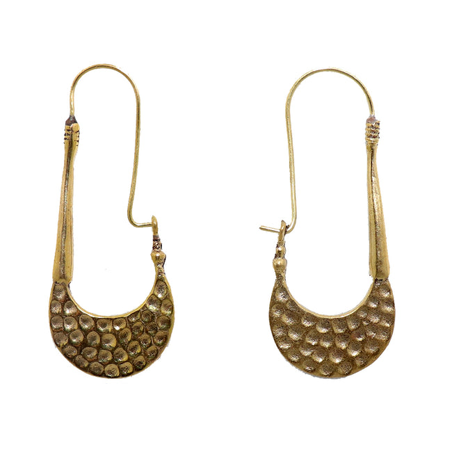 Arabic Drop Earring - GLETNYC.com