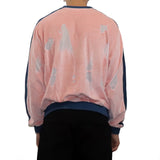 Devore Velour Retro Long Sleeved T-shirt - GLETNYC.com