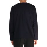 Fold Pocket Woven Wool T-shirt - GLETNYC.com