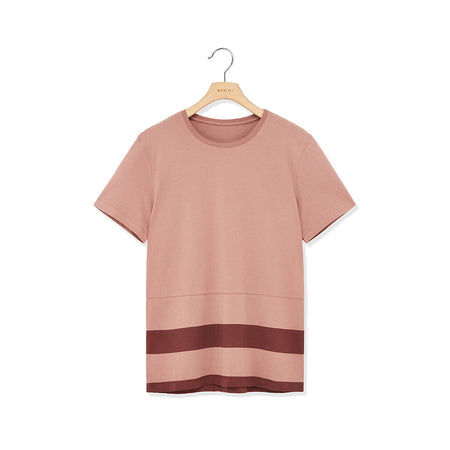 Mock Neck T-Shirt