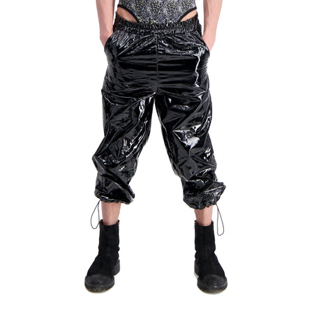 Chalk Baggy Trousers