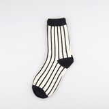 Vertical Striped Socks - GLETNYC.com