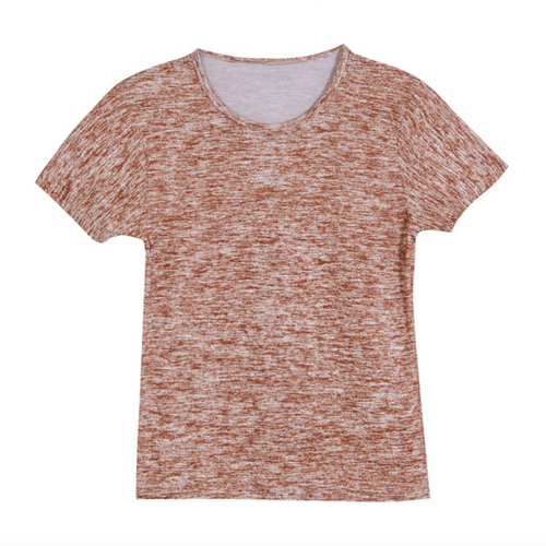 Heather Tshirt - GLETNYC.com