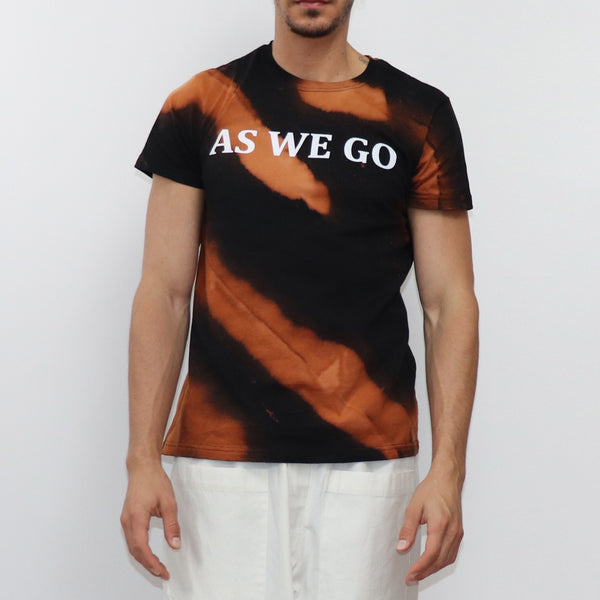 """As We Go"" T-Shirt - GLETNYC.com"
