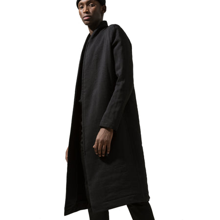 Long Shirt Coat