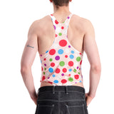 Dots Leotard Bodysuit - GLETNYC.com