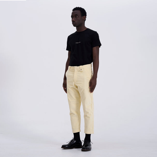Intro 1 Cord Trousers - GLETNYC.com