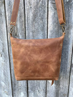 mudcloth magic deluxe ~ leather bag