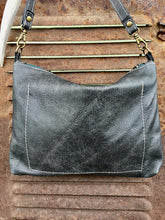 Thunder Mountain - Handcrafted Leather and Wool Bag