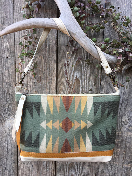 Juniper & Sage Handcrafted Leather Bag