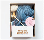 Homelea Lass - PomPom Garland Kit - Choice of Colours