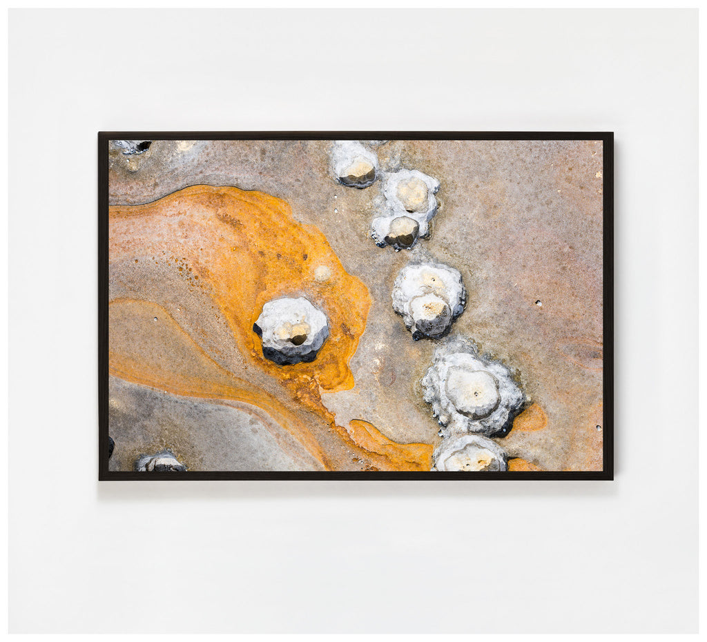 Amorfo Photography - Topography no.4 - Framed
