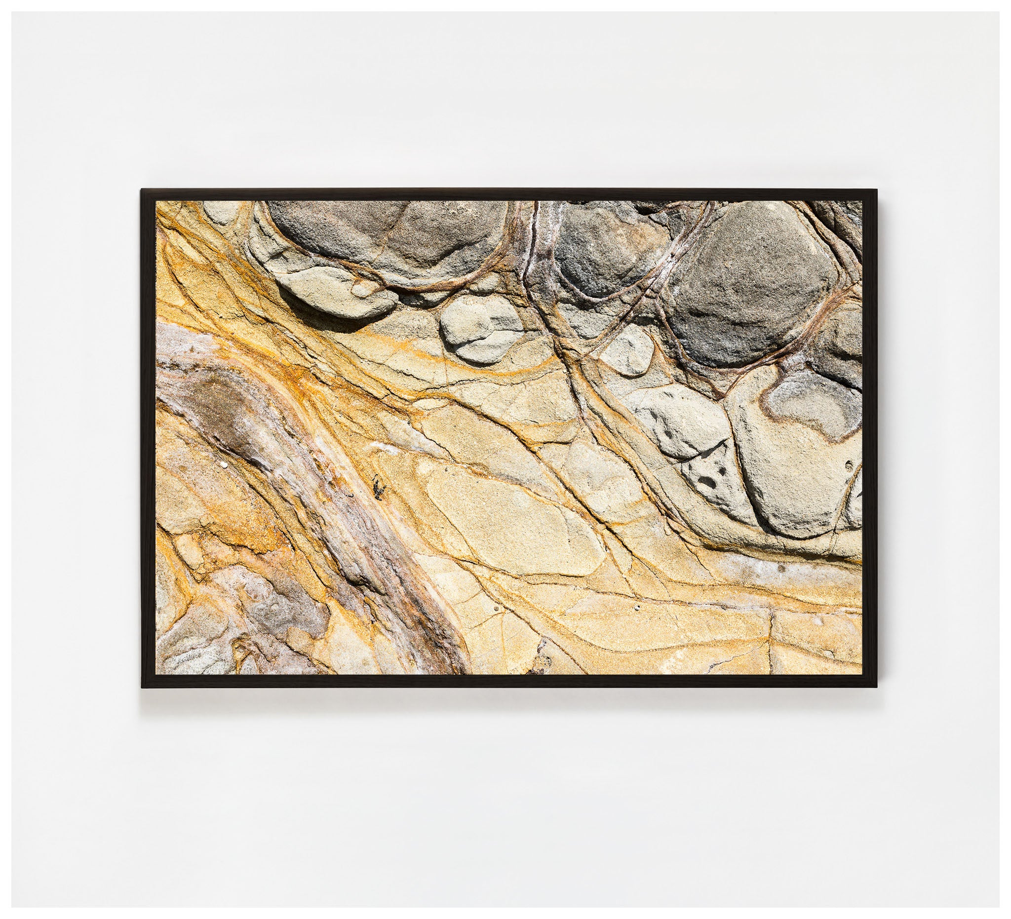 Amorfo Photography - Topography no.5 - Framed
