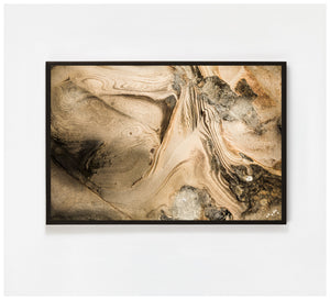 Amorfo Photography - Topography no.6 - Framed