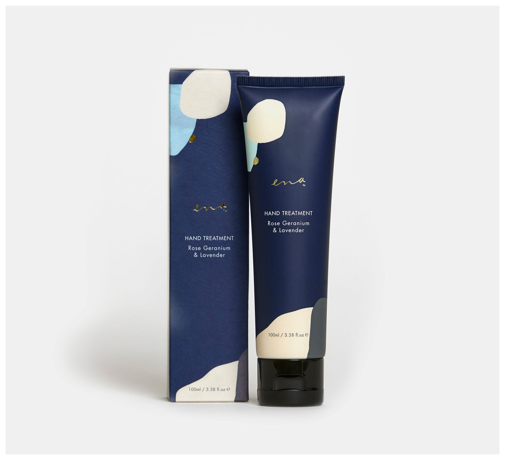 Ena Products -  Hand Treatment - Rose Geranium & Lavender