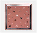 Roch Lola - The Scarf - Stars - Sand/white/black