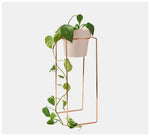 Bendo - Bundle Plant Stand Tall & Pot Medium - Black, White, Copper or Blush