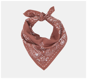 Roch Lola - The Scarf - Modern Paisley - Sand