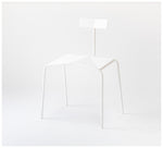 Tuckbox Design - Paper Chair - Matte White