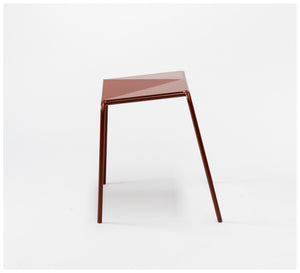 Tuckbox Design - Paper Stool - Terracotta