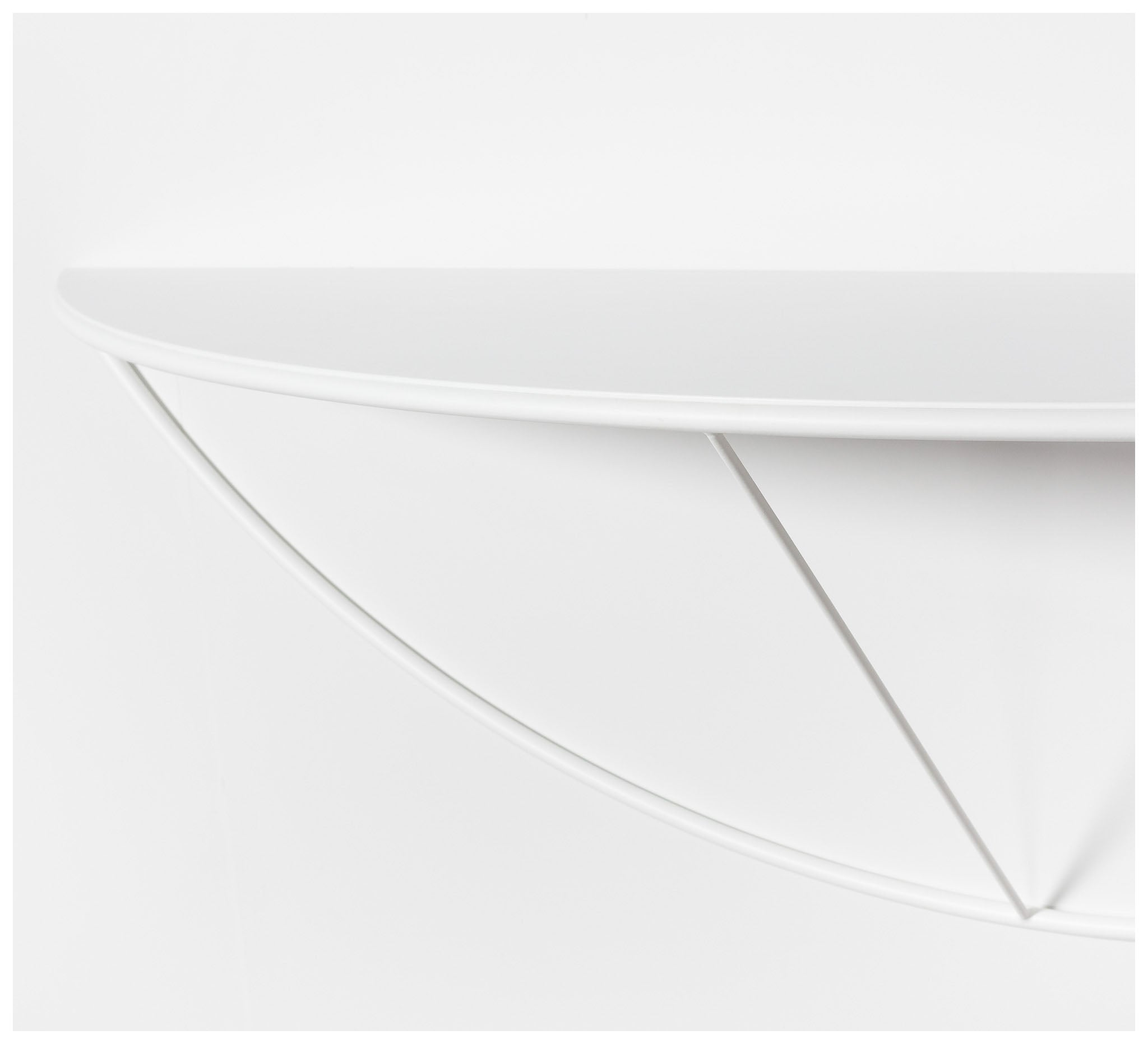 Tuckbox Design - Cassini Shallow - Matte White