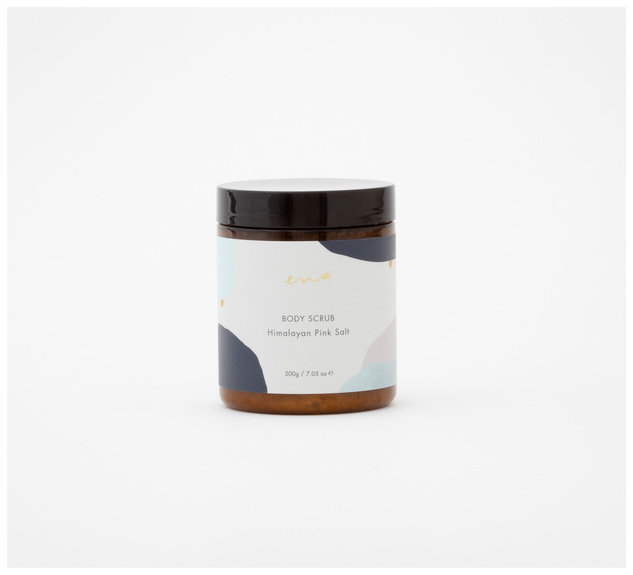 Ena Products - Body Scrub - Himalayan Pink Salt, Pink Grapefruit, Lemon Myrtle & Eucalyptus 200gm