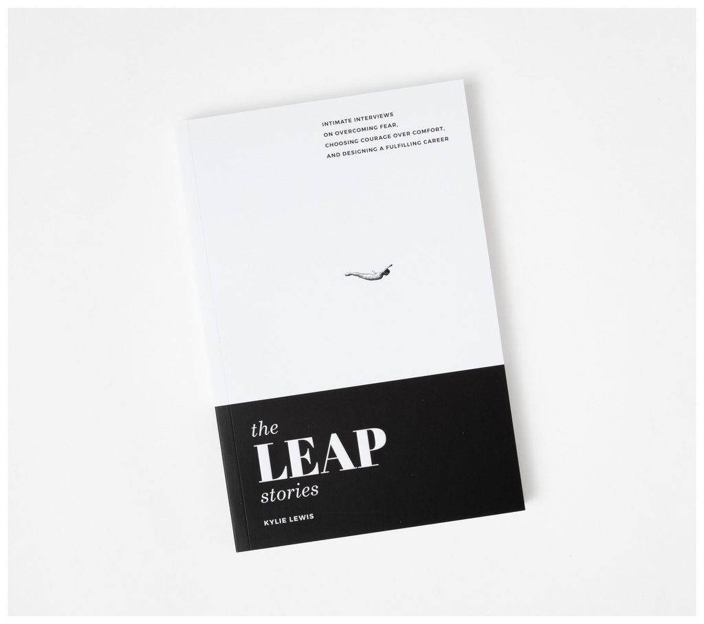 Creative Minds - The Leap Stories by Kylie Lewis - Book