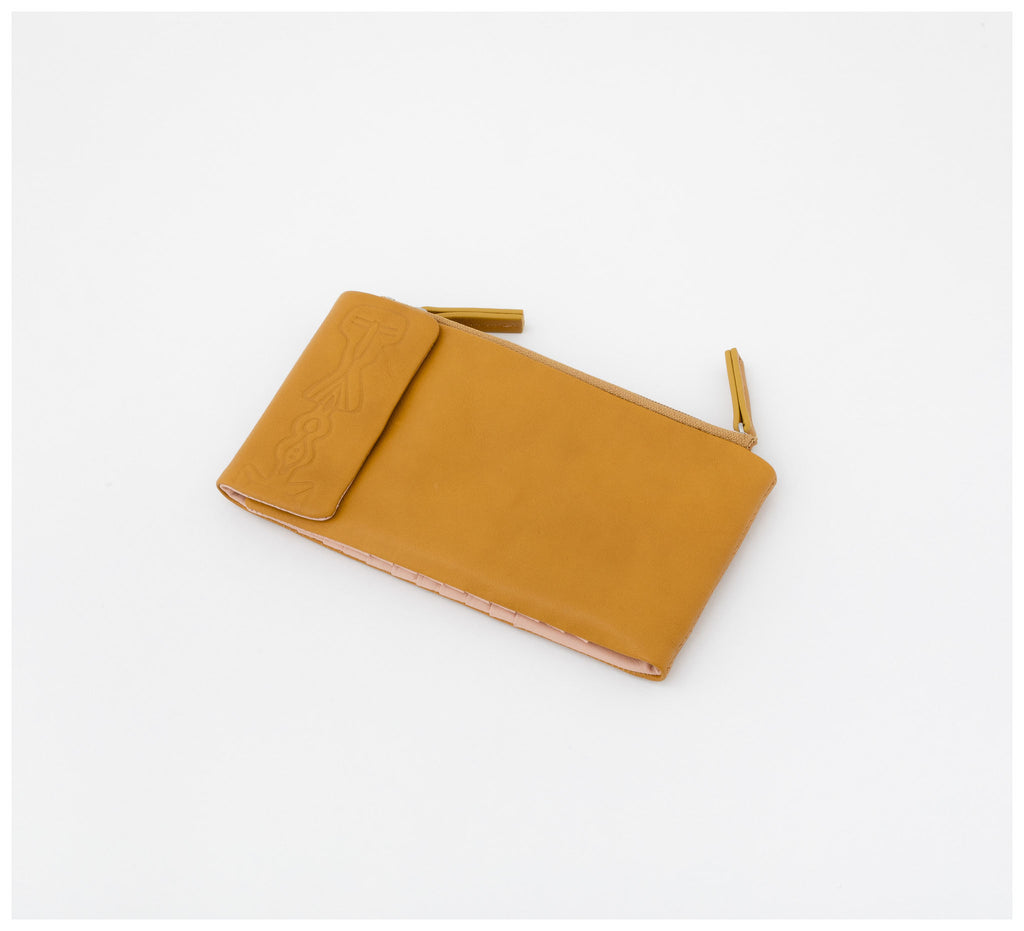 Oktoberdee - Duke Leather Wallet - Lichen