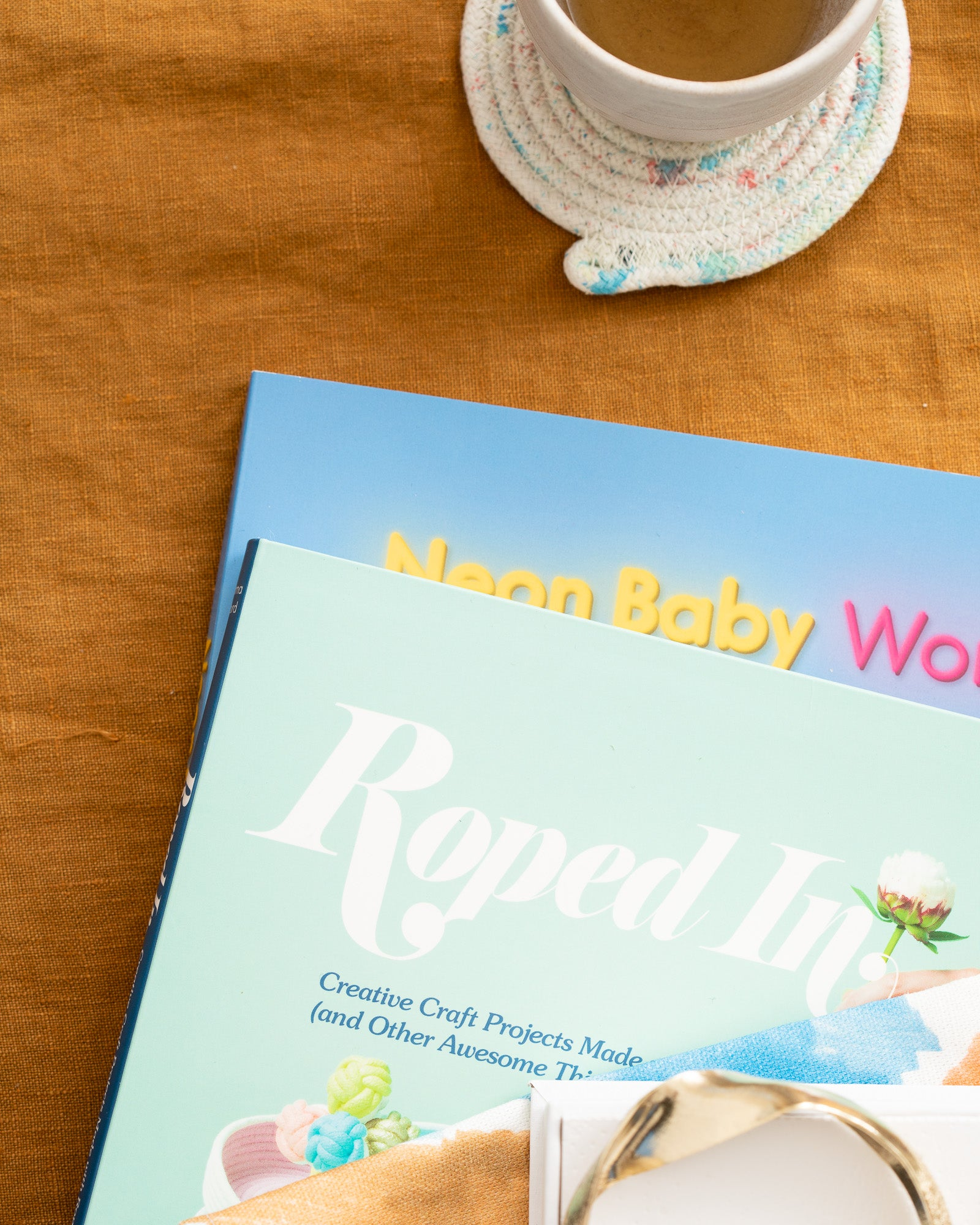 Electric Confetti - Neon Baby Words - Book