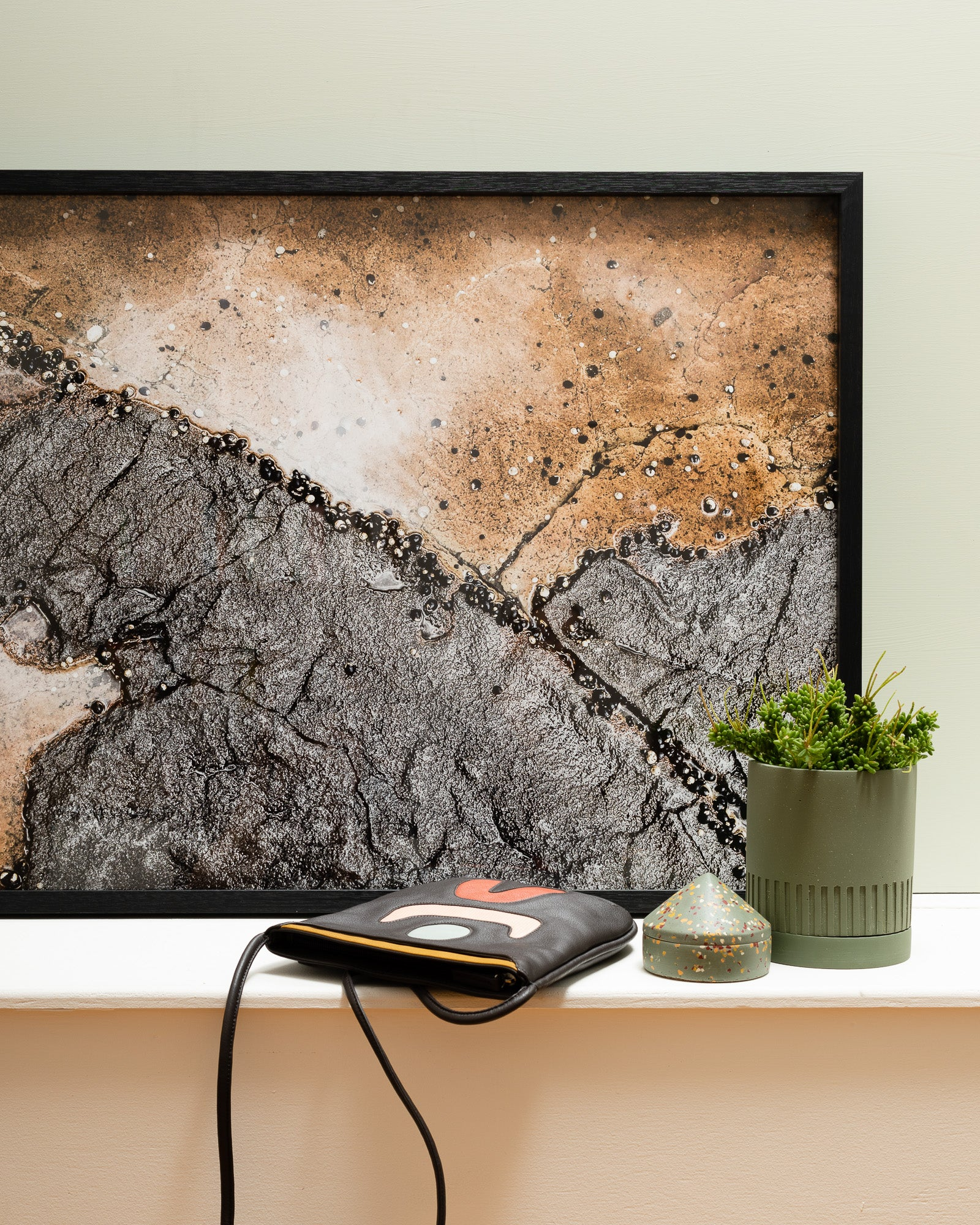 Amorfo Photography - Topography no.8 - Framed