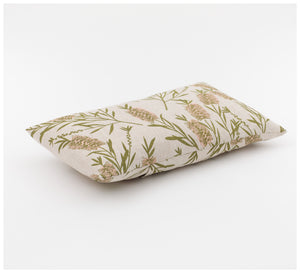 Ink & Spindle - Rectangle Cushion – Bottlebrush in Bushleaf