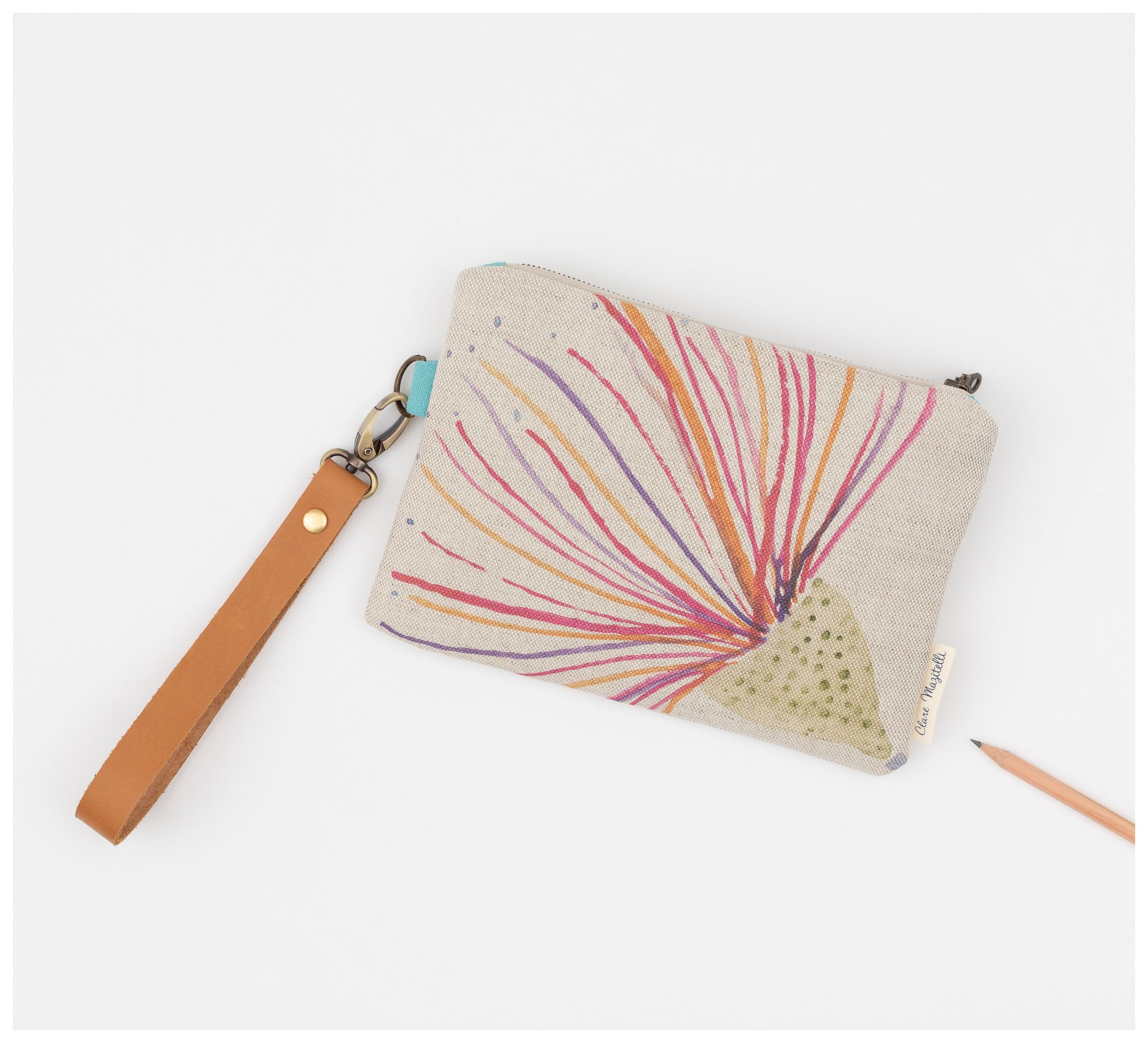 Clare Mazitelli Designs - Clutch Bags - Big Gum