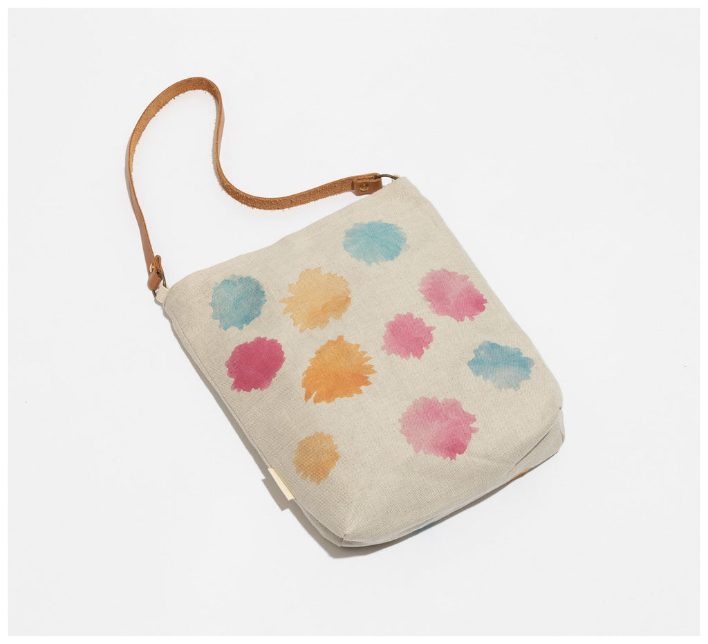 Clare Mazitelli Designs - Everyday Tote - Wattle Confetti