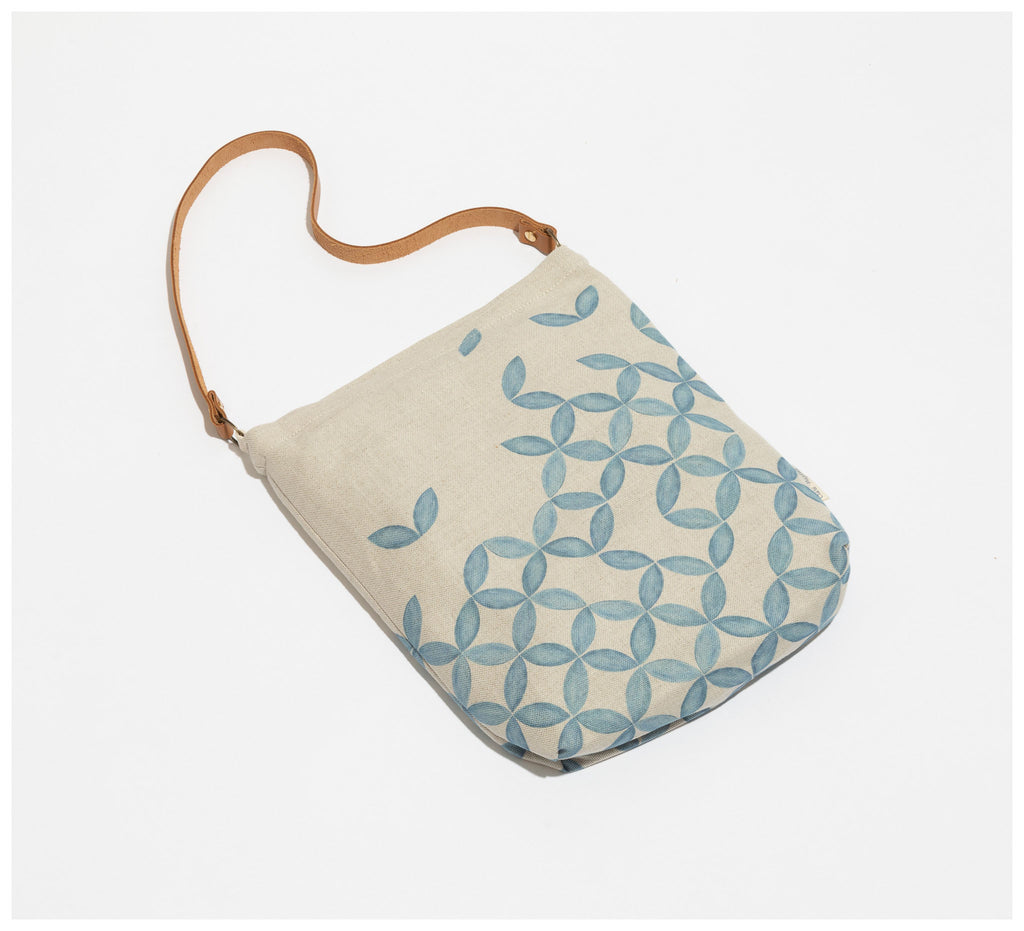 Clare Mazitelli Designs - Everyday Tote - Petal Print